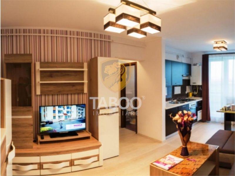 Apartament cu 3 camere de vanzare in Sibiu zona Calea Surii Mici-1