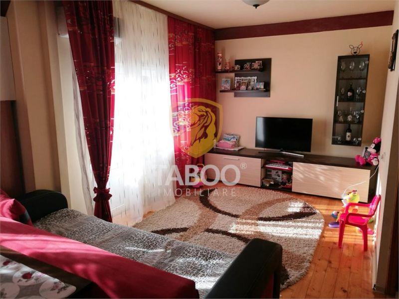 Apartament cu 3 camere de vanzare in Sibiu zona Turnisor-1