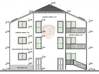 Apartament cu 3 camere de vanzare pe Calea Cisnadiei Sibiu