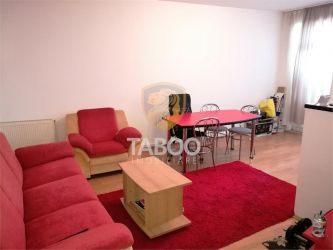 Apartament cu 3 camere decomandate de vanzare in Sibiu zona Terezian