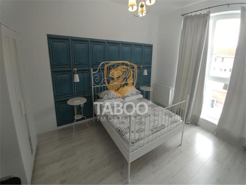 Apartament cu 3 camere decomandate la vila de vanzare in Selimbar-1