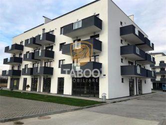 Apartament cu 3 camere etajul 2 cu 2 bai si lift in Sibiu comision 0%