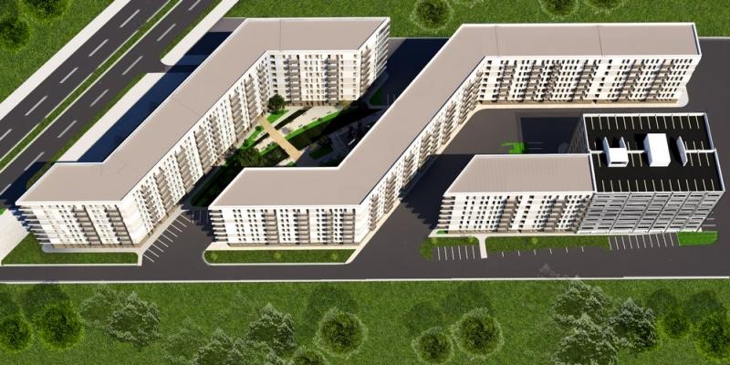 Apartament cu 3 camere la cheie, stradal la bulevard, decomandat-6