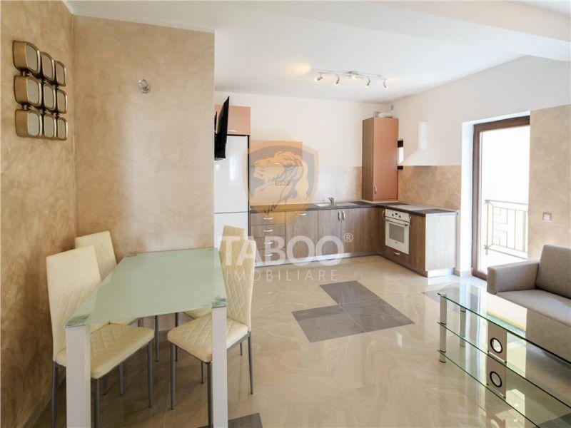 Apartament cu 3 camere si gradina de inchiriat zona Moldoveanu-1