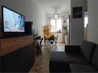 Apartament cu 3 camere si gradina de vanzare pe Calea Surii Mici Sibiu