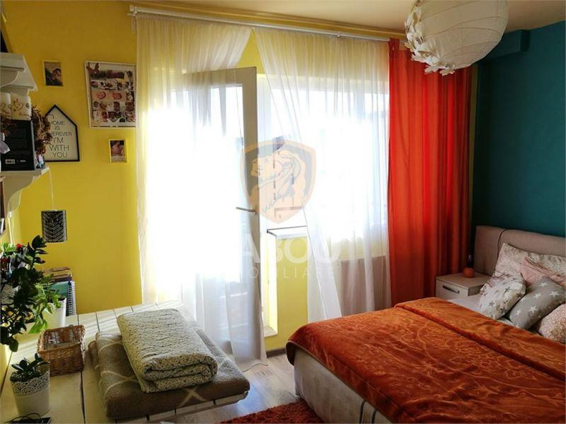 Apartament cu 3 camere terasa 16 mp si balcon in zona Turnisor Sibiu-1