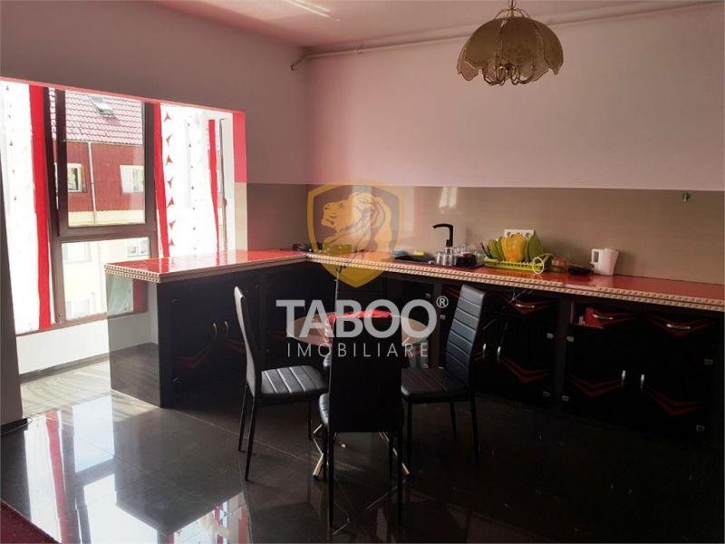 Apartament cu 4 camere de vanzare in zona Nicolae Iorga din Sibiu-1