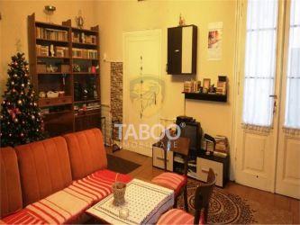 Apartament cu 5 camere si ferestre spre Nicolae Balcescu in Sibiu