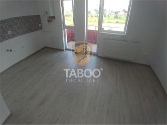 Apartament cu gradina 3 camere si 2 bai de vanzare in Sibiu Comin 0