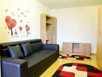 Apartament de inchiriat, o camera Decomandat  Alexandru cel Bun
