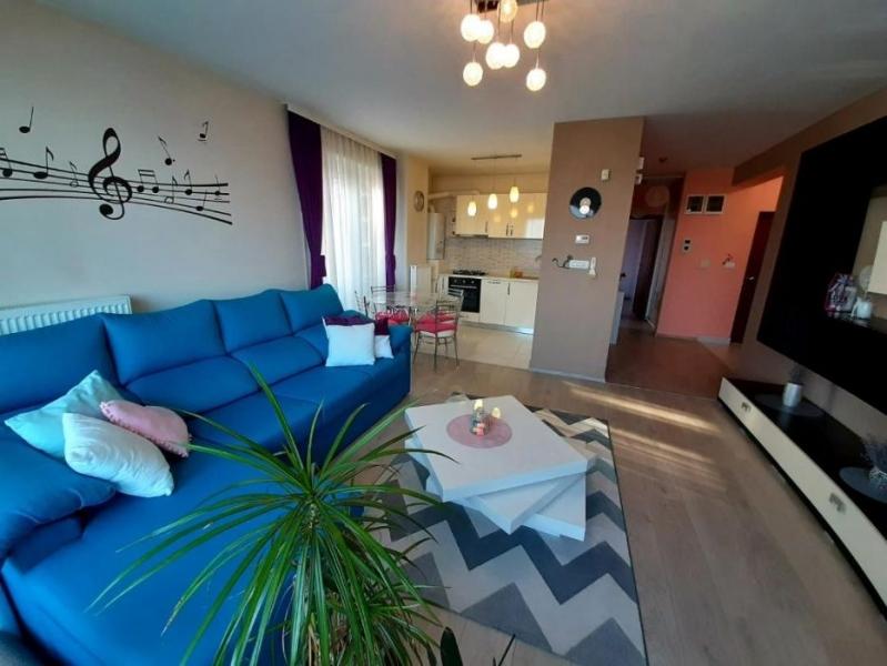 Apartament de lux cu 2 camere in CL TORONTAL- COMPLEX IRIS la 92.000 e-1