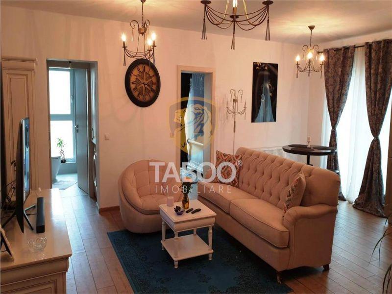 Apartament de lux cu 3 camere de vanzare Sibiu cartierul Arhitectilor-1