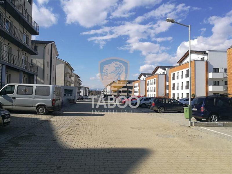 Apartament de vanzare 2 camere intabulat Calea Cisnadiei comision 0%-1