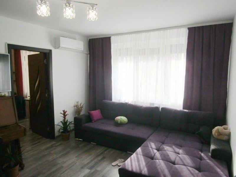 Apartament de vanzare, 2 camere Nedecomandat  Tudor Vladimirescu -3