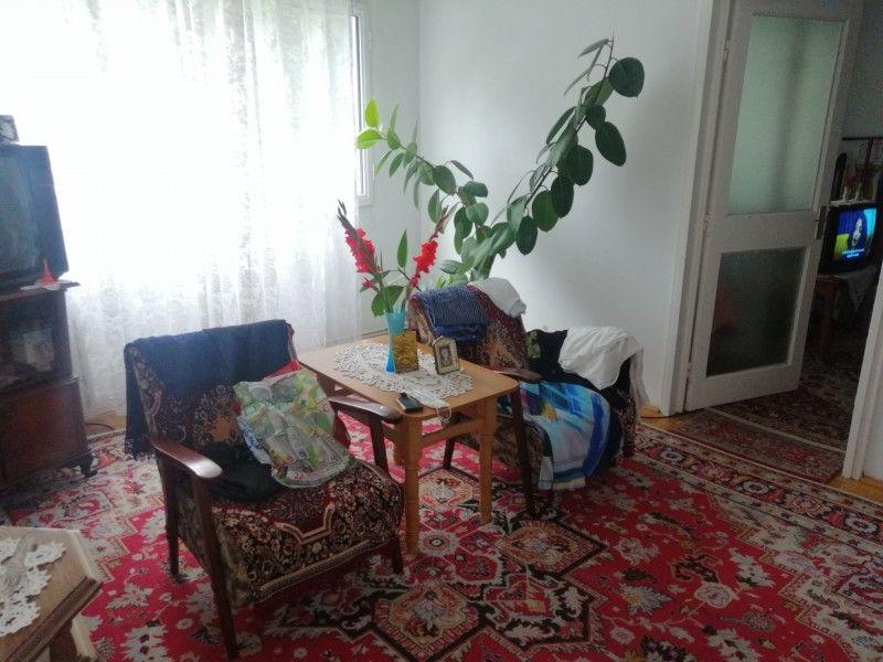 Apartament de vanzare, 2 camere Semidecomandat  Podu Ros -1