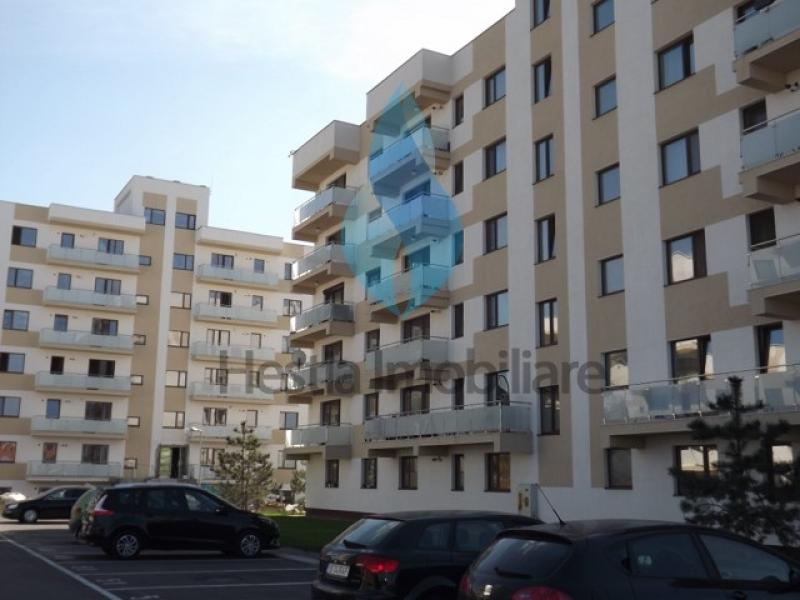 Apartament de vanzare cu 2 camere in Iasi bloc nou Bucium-OMV-1