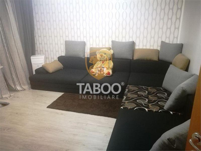 Apartament decomandat cu 2 camere de vanzare in Sibiu zona Turnisor-1