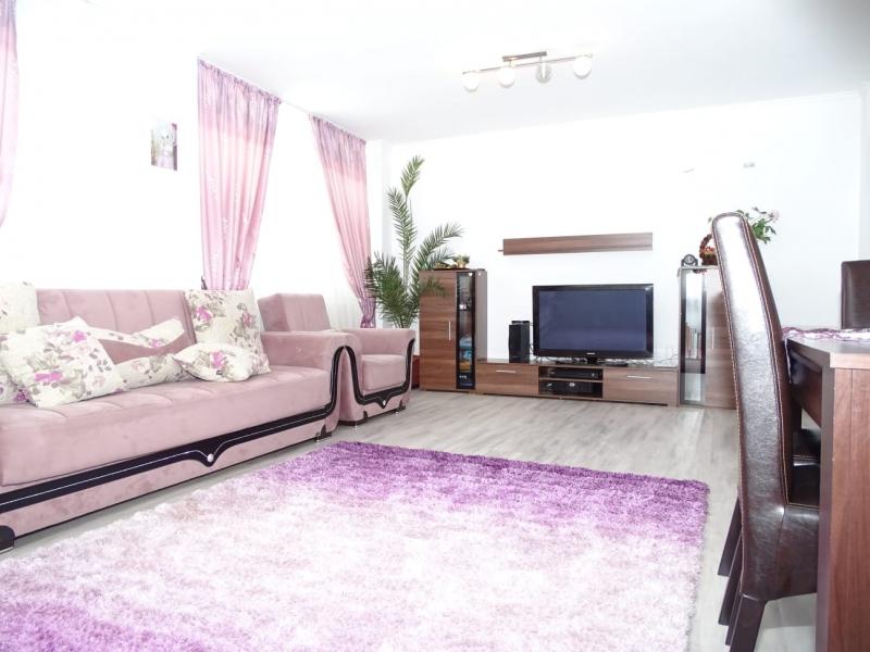 Apartament in Bucuresti de vanzare cu 3 camere la demisol-4