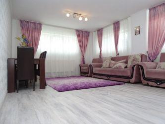 Apartament in Bucuresti de vanzare cu 3 camere la demisol