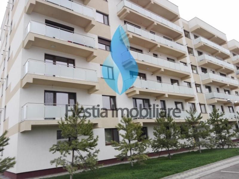 Apartament in Iasi de vanzare cu 2 camere bloc nou zona Bucium-OMV-1