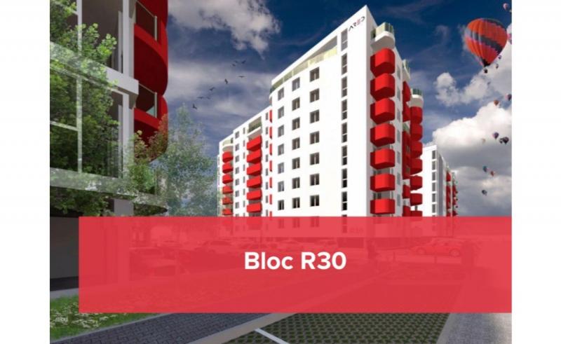 Apartament in Oradea 2 camere bloc nou incalzire pe gaz loc de parcare-1