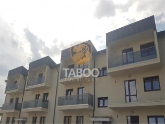 Apartament INTABULAT cu 3 camere 2 bai si 2 balcoane in Selimbar