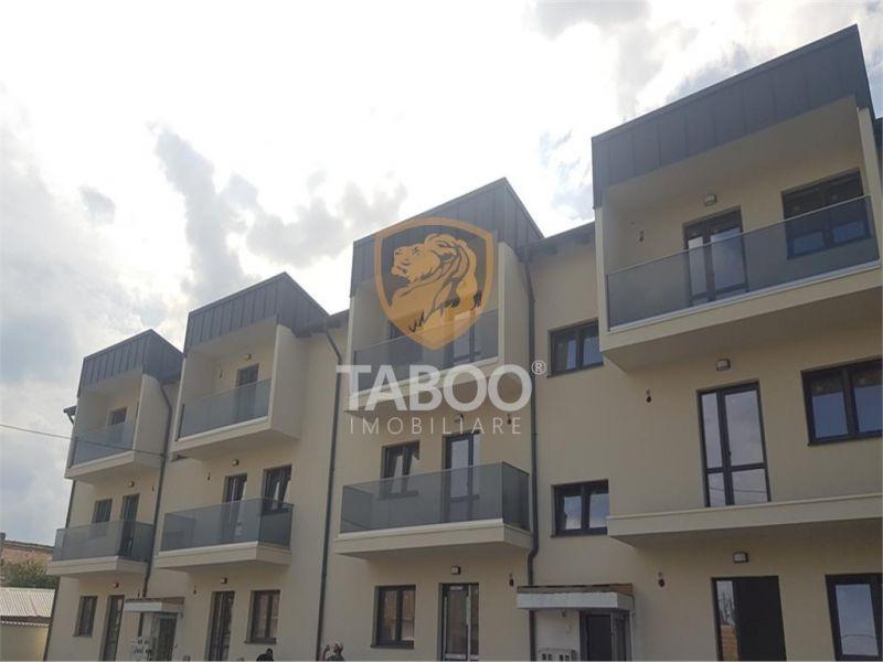 Apartament INTABULAT cu 3 camere etajul 1 cu 2 bai 2 balcoane Selimbar-1