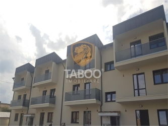 Apartament INTABULAT cu 3 camere etajul 1 cu 2 bai 2 balcoane Selimbar