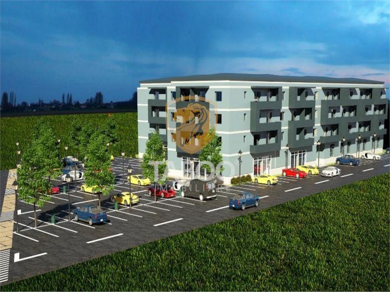 Apartament intabulat de vanzare 3 camere in Sibiu comision 0%-1