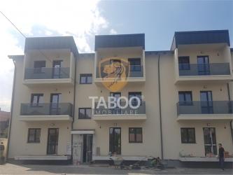 Apartament la alb 78 mp 3 camere decomandate 2 bai de vanzare Selimbar