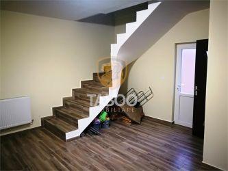 Apartament la casa cu 3 camere si 2 bai 112 gradina in Viile Sibiului