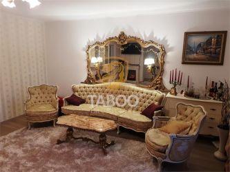 Apartament la casa de vanzare cu 2 camere in zona Calea Cisnadiei
