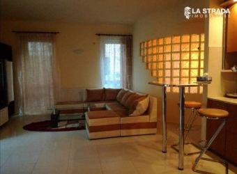 Apartament modern 3 cam cu garaj si 2 balcoane - Andrei Muresanu