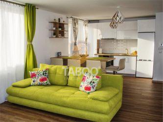 Apartament modern cu 2 camere de inchiriat in Sibiu zona Ultracentrala