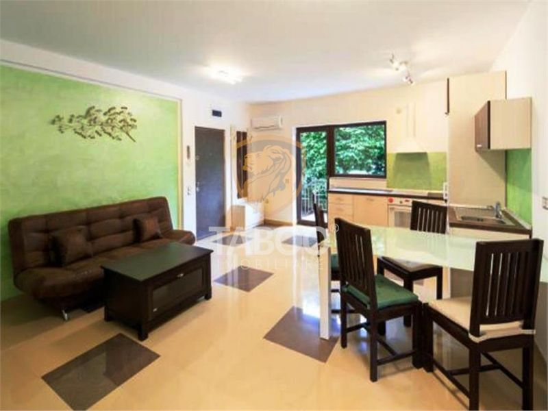 Apartament modern cu 3 camere si gradina de inchiriat zona Bucegi-1