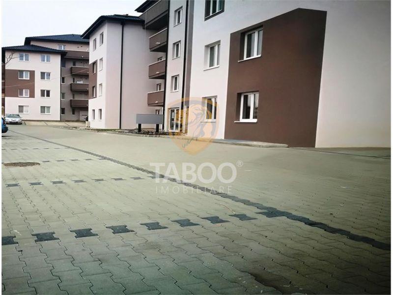 Apartament nou complet mobilat 3 camere loc parcare de vanzare Sibiu-1