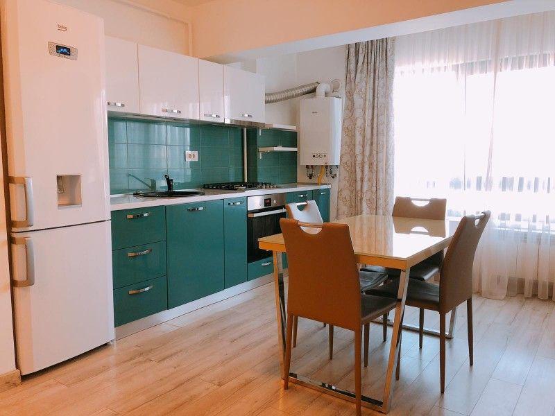 Apartament nou de inchiriat, 2 camere Semidecomandat  Tatarasi -2