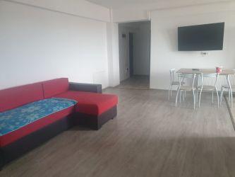Apartament nou de inchiriat, 3 camere Semidecomandat  Popas Pacurari