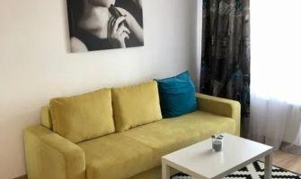 Apartament nou de inchiriat, o camera Decomandat  Nicolina
