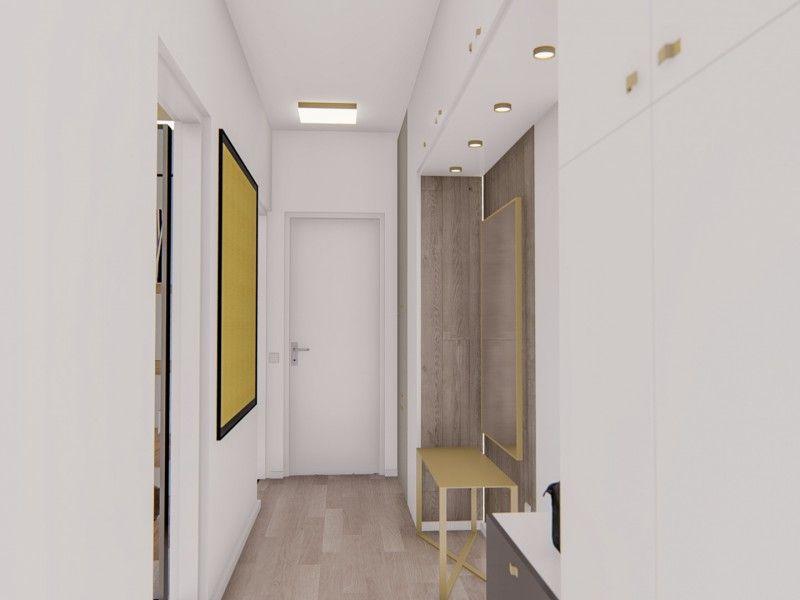Apartament nou de vanzare, 2 camere Decomandat  Bucium -9