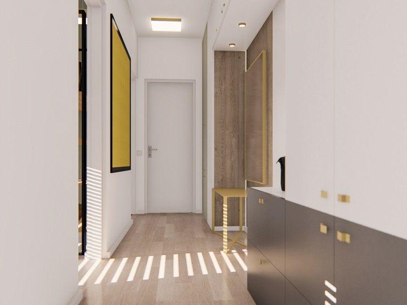 Apartament nou de vanzare, 2 camere Decomandat  Bucium -10