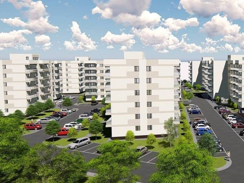 Apartament nou de vanzare, 2 camere Decomandat  Bucium -6