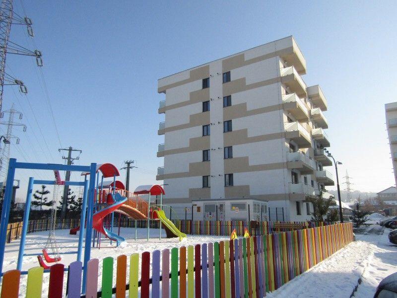Apartament nou de vanzare, 2 camere Decomandat  Bucium -7