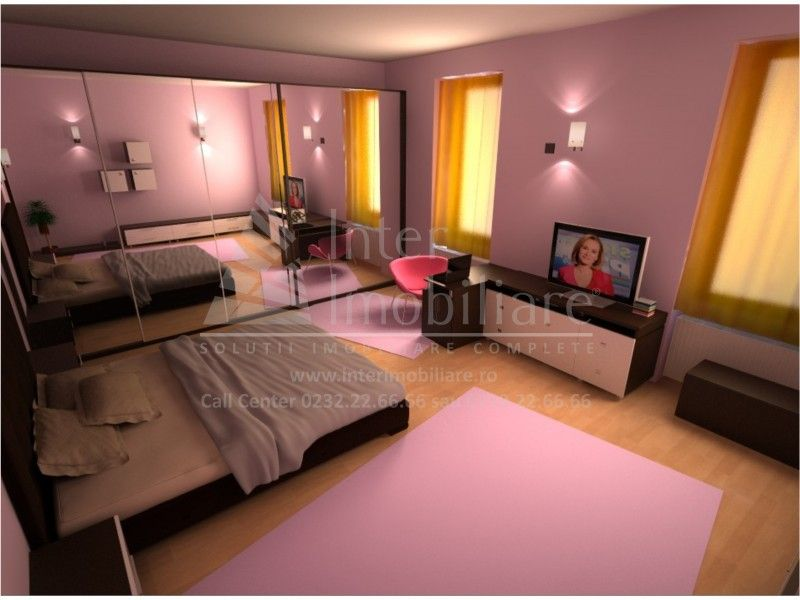 Apartament nou de vanzare, 2 camere Decomandat  Bucium -5