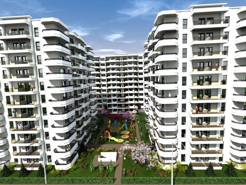Apartament nou de vanzare, 2 camere Decomandat  Copou -13