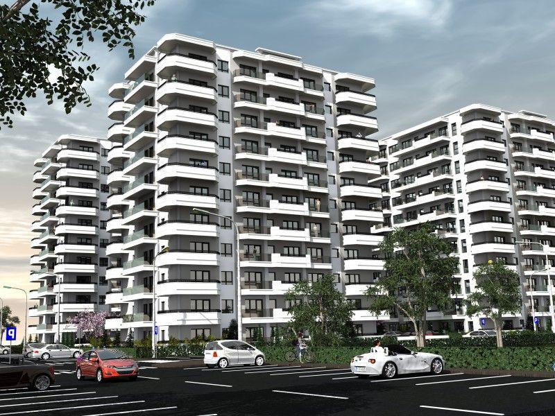 Apartament nou de vanzare, 2 camere Decomandat  Copou -14