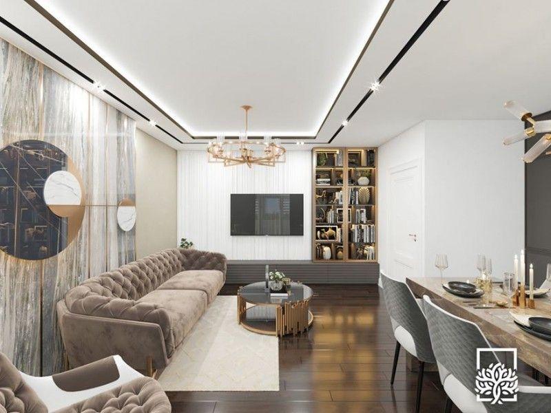 Apartament nou de vanzare, 2 camere Decomandat  Copou -2