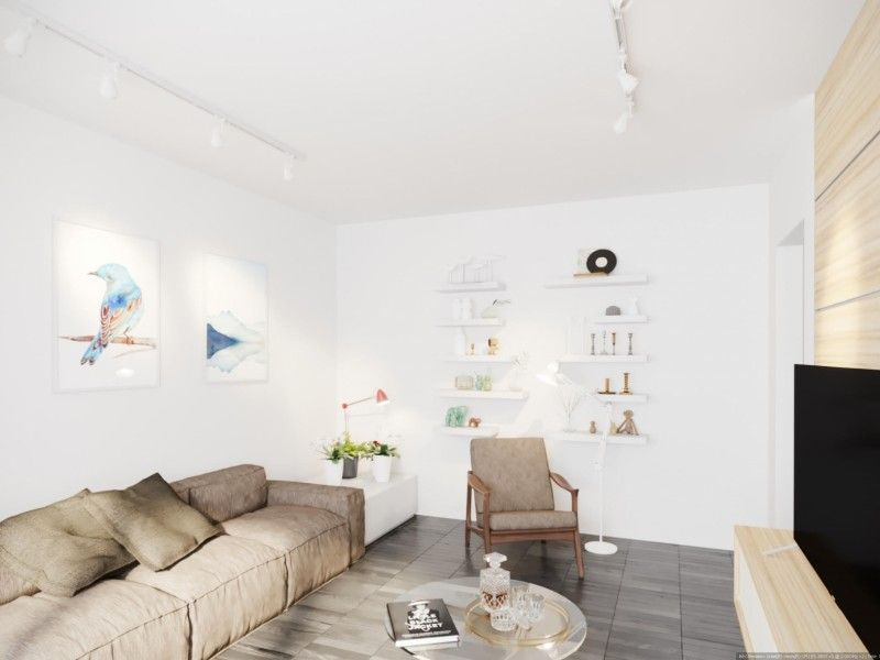 Apartament nou de vanzare, 2 camere Decomandat  CUG -8
