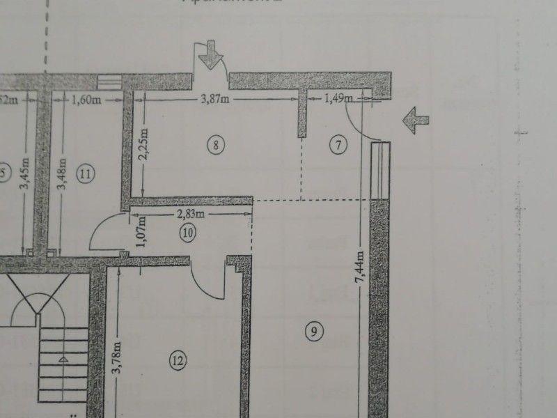 Apartament nou de vanzare, 2 camere Decomandat  Frumoasa -4