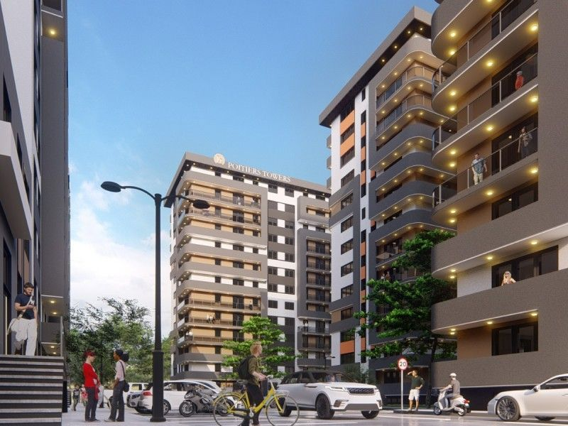 Apartament nou de vanzare, 2 camere Decomandat  Poitiers -4
